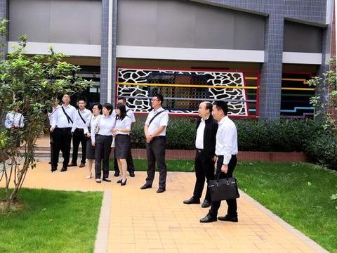 梅列区第一实验学校与梅列区第二实验学校召开总校制办学推进会