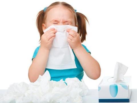 深秋幼儿园宝宝扎堆咳嗽请假,原因可不单是着凉而是过敏性咳嗽