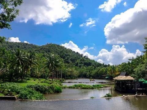三亚周边游-呀诺达雨林探险2日攻略