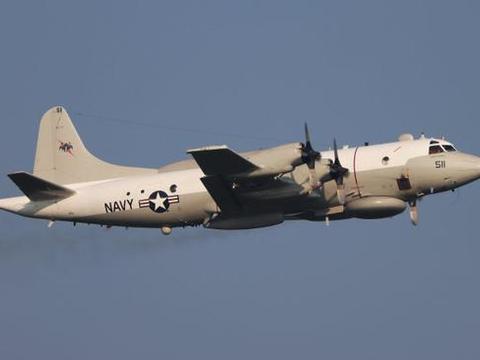 美军机对中国抵近侦察 一度飞至距领海基线50海里处