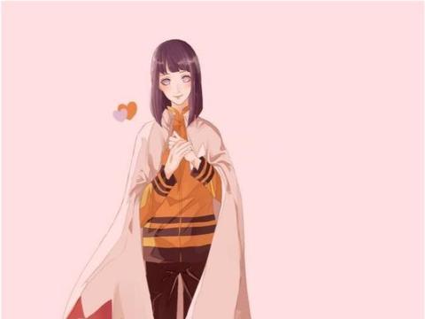 火影忍者:各位女主换上老公的衣服,玖辛奈霸气,雏田可爱到爆!