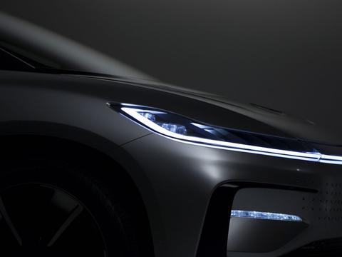 法拉第未来成功完成过桥融资,将助其豪华电动车FF 91量产