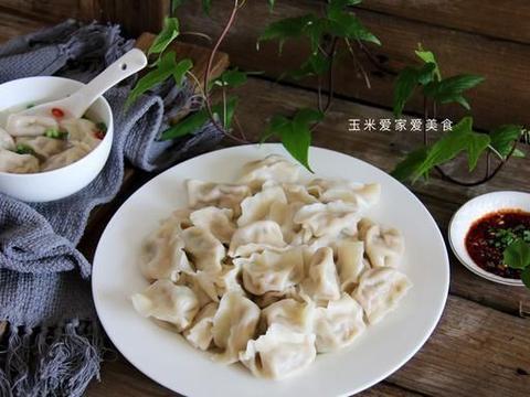 万能饺子馅调法,不管什么馅的饺子,多加这一步,饺子不好吃才怪