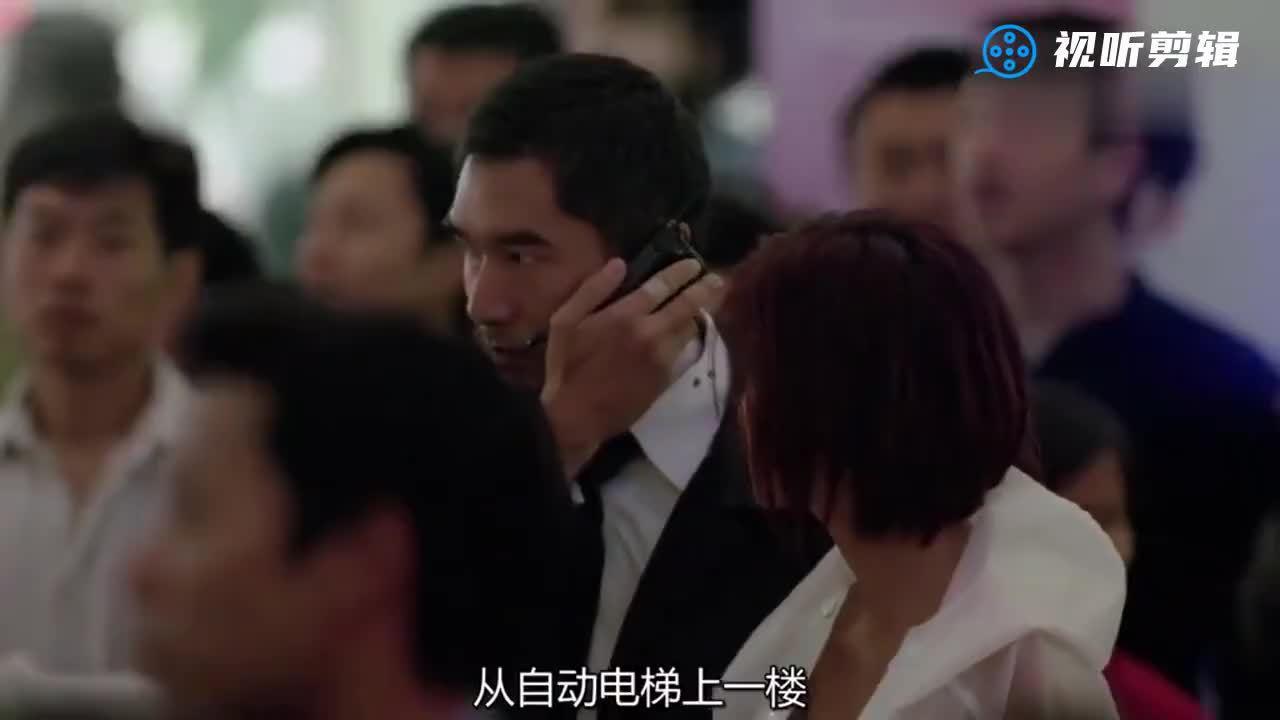 电影:张国荣彻底被激怒,拿起枪就反击,杀红了眼!