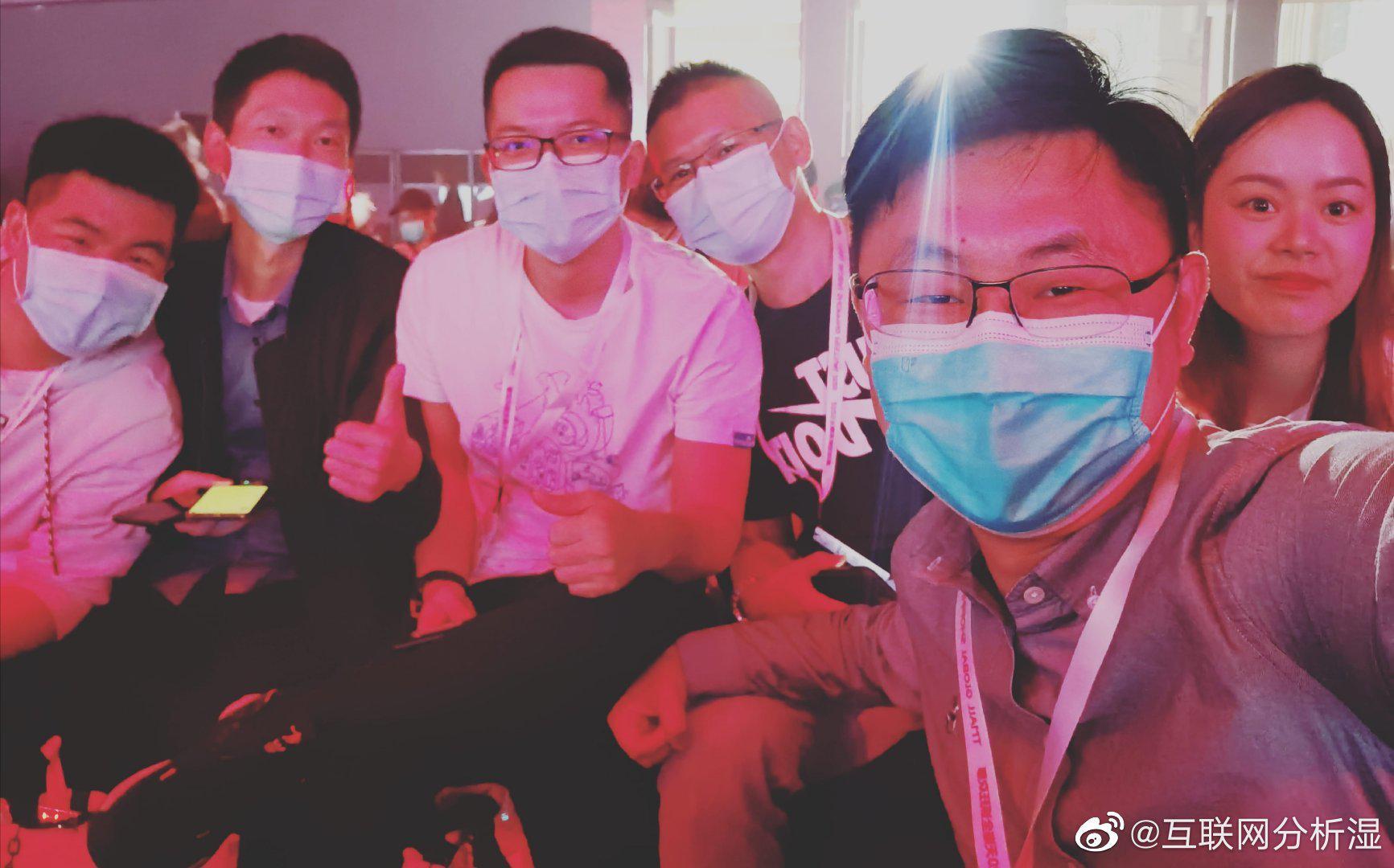 马不停蹄的赶到上海参加一年一度的天猫双十一新闻发布会……