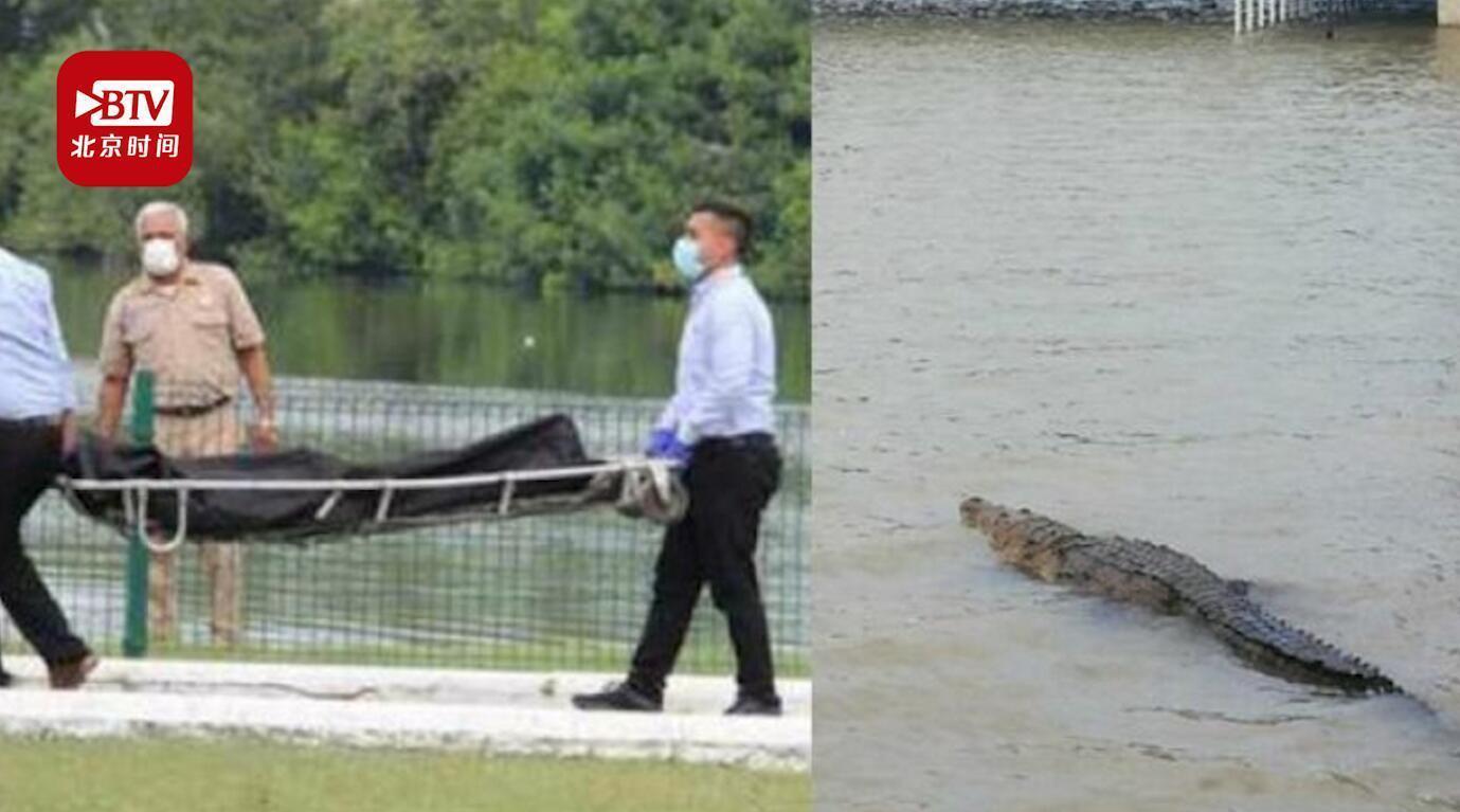 因不听警告私自游泳 墨西哥一男子遭鳄鱼袭击 瞬间消失水面