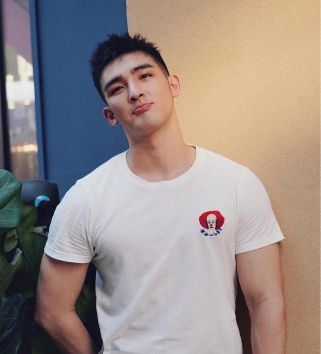 组图:颜值高、身材棒的当红健身毛毛哥,可爱又帅气的肌肉男生!