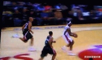 "NBA历史至今五大""非人类骚操作"":科比惯性1V5,詹姆斯飞天遁地"