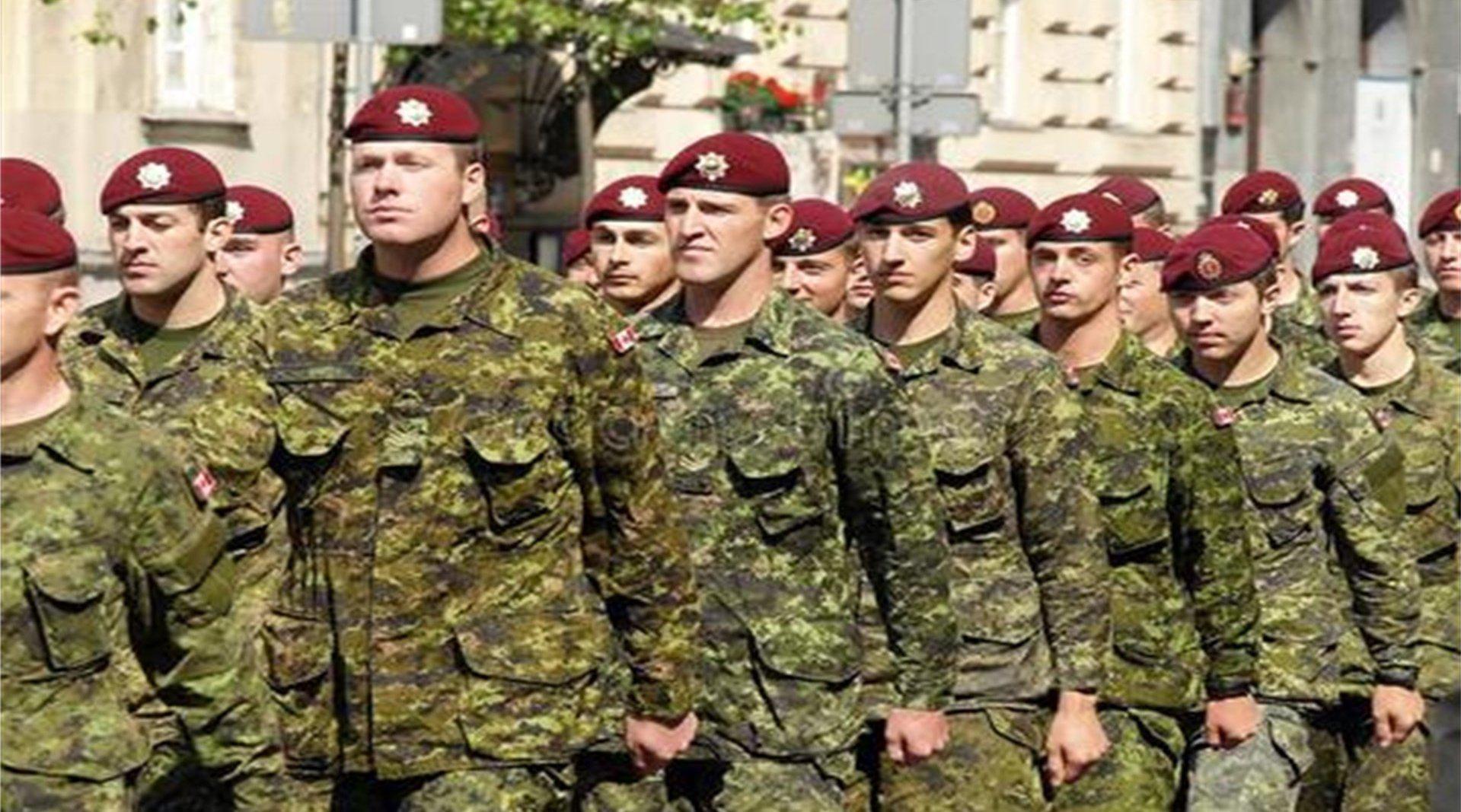 加拿大军队人数只有10万,为何美俄却不敢惹?