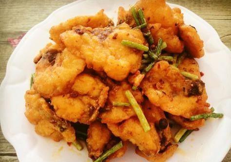 川味回锅鱼,香酥肉嫩,麻辣鲜香,美味下饭