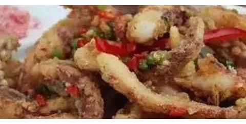 美食推荐:炒扇贝肉、香辣鸡爪、番茄桂鱼、椒盐鱿鱼的做法