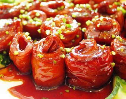 肥肠,喜欢的人特别喜欢,红烧大肠,酸甜香辣咸,美味超下饭