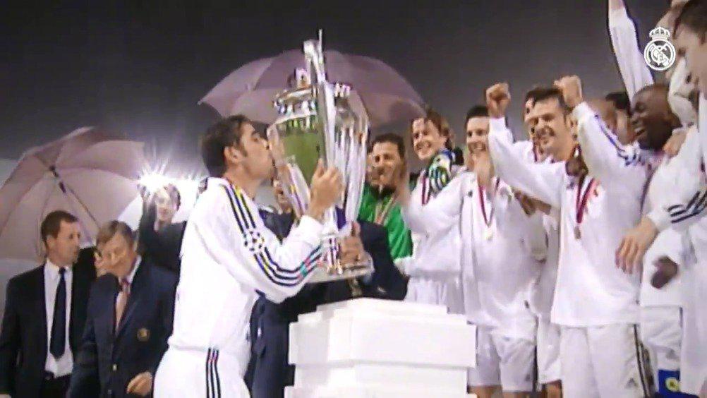 皇马官方出品:皇马13次欧冠决赛的全部进球