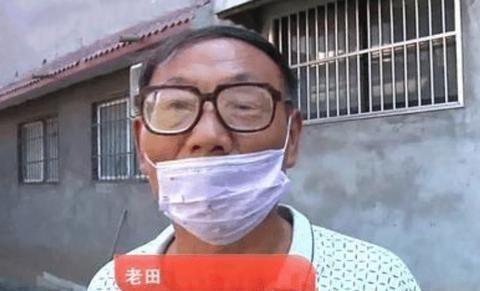 这名沁阳男子因服毒被医院判处刑,他的家人用灵车把他带回家