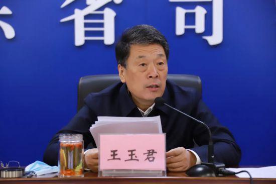 山东省仲裁工作推进会议在济南召开 林峰海范华平会前作出批示