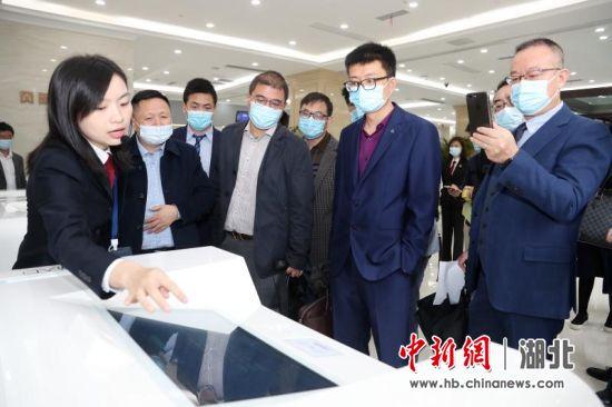 武汉中院邀请律师事务所负责人共话法治营商环境