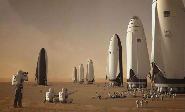 埃隆·马斯克:SpaceX飞船拟2024年飞往火星