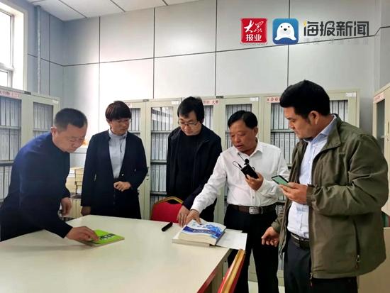 山东寿光:邹平市工商联到防水行业协会参观考察