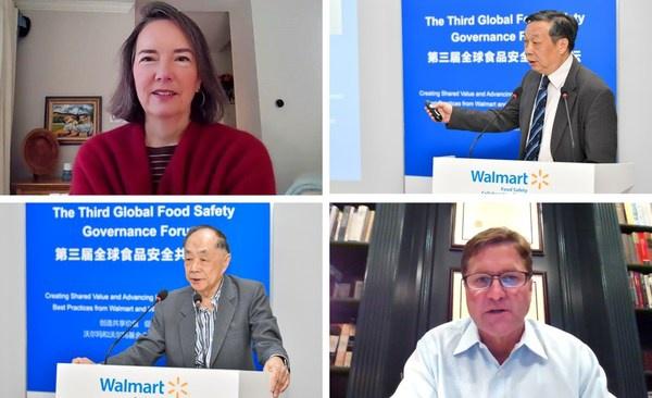 专家齐聚第三届全球食品安全共治论坛,启动食品安全知识中心网站