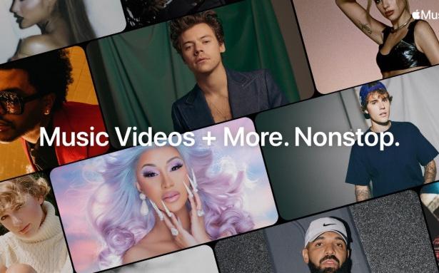 苹果推出 Apple Music TV 服务 不间断播放热门 MV
