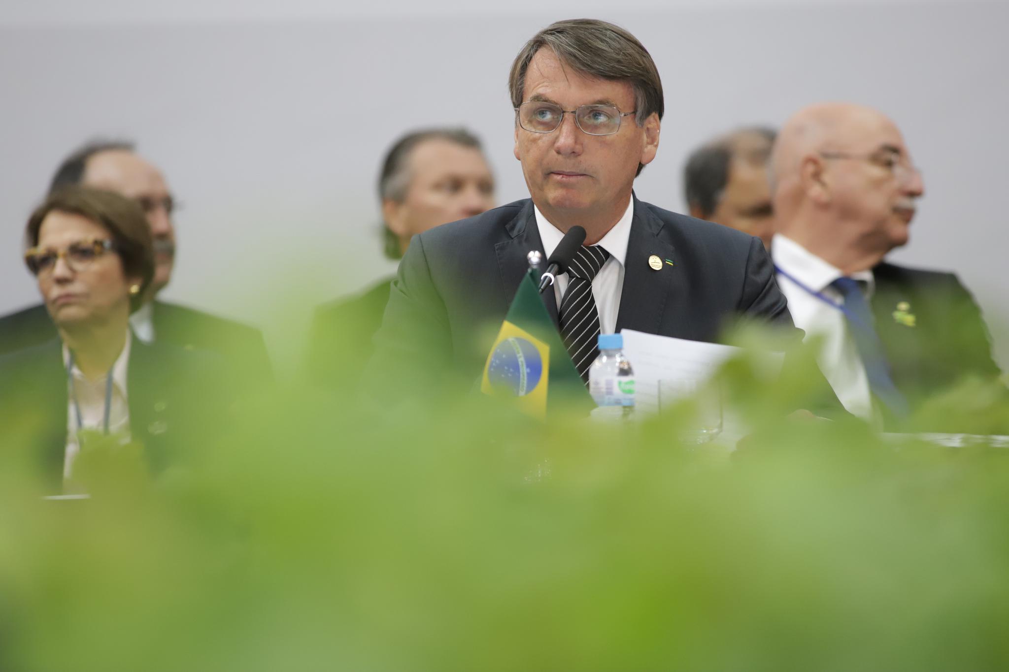 巴西和美国签订三项双边经贸合作协议