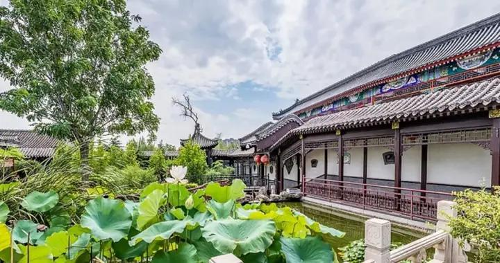 一小时直达!天津周边藏着12个绝美古镇,人少景美还超多免费