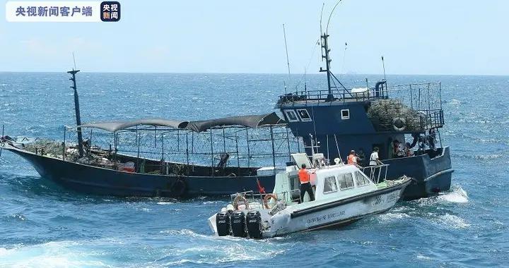 广东省近3万艘渔船全面体检 不安全不予出海