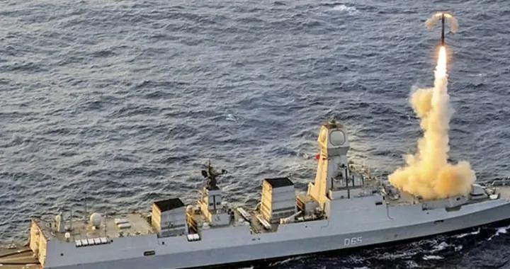 印度导弹孟加拉湾试射,超音速机动扑向目标,红旗9迎来强劲对手