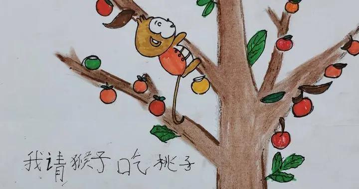 """童趣与创意齐飞,南京这些小学生""""创意摘柿子""""太牛啦"""