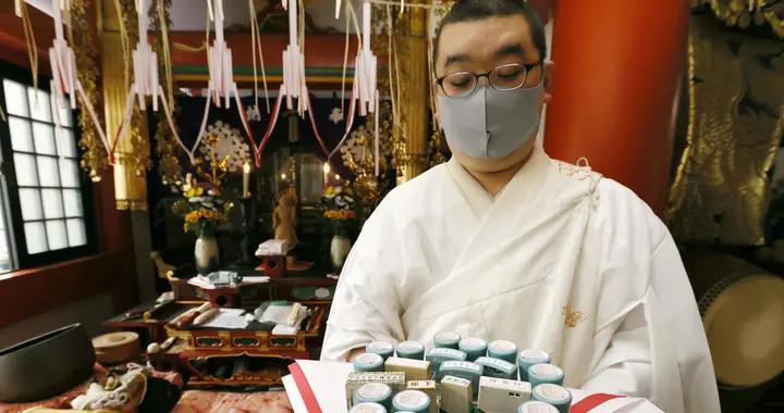 """企业数字化程度提高 日本寺庙为印章举行""""葬礼"""""""