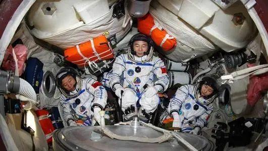 """太空零重力环境下,宇航员的大脑液体会""""重新分布"""""""