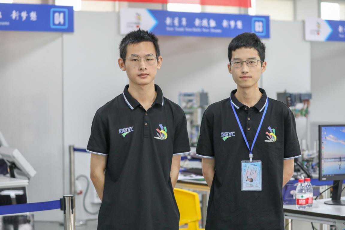 广东省第一届职业技能大赛传来好消息!东莞选手勇夺37个奖项