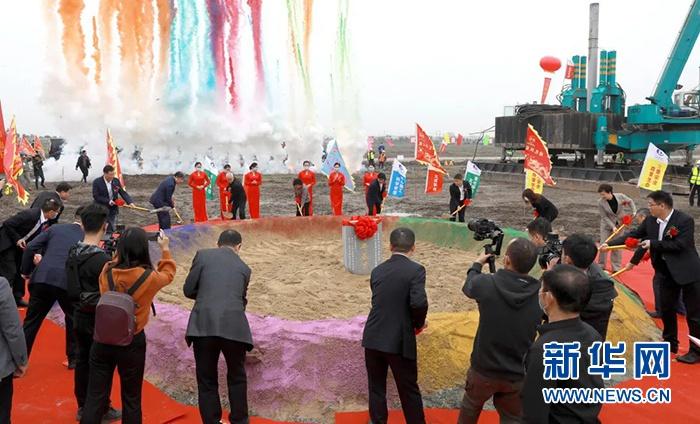 玖龙纸业(湖北)项目在监利市开工 总投资135亿元