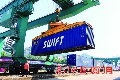 """构建多层次""""场站+通道""""货运体系 《厦门市货运交通系统规划(2020—2035年)》即将实施"""