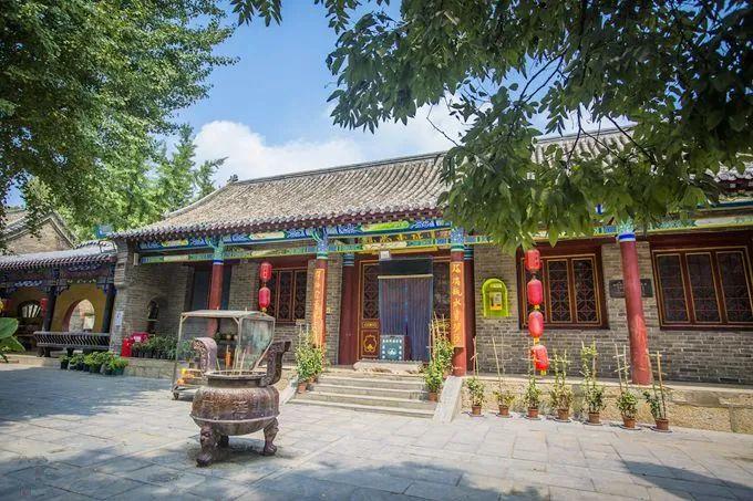 聊城海会寺:德深如海 运河繁荣的见证者
