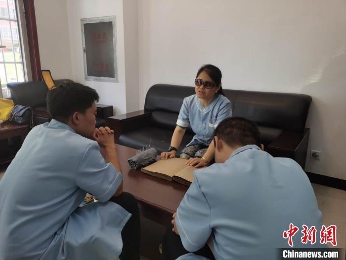 山西盲人按摩师免费教徒授艺 10余年培养逾百名残疾人