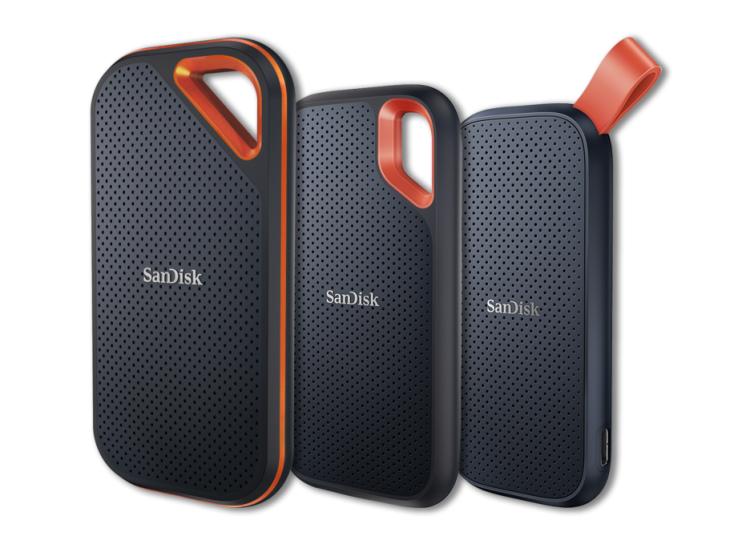 西部数据旗下品牌闪迪发布全新移动固态硬盘产品
