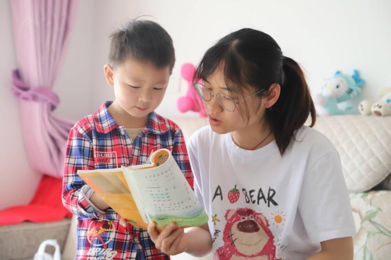 【扶贫故事】陕西省委军民融合办驻村扶贫干部刘梦:双白果村来了位女博士