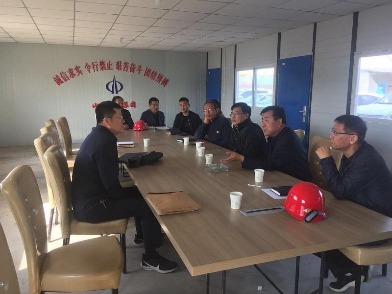 我委开展忻州市公共实训基地项目推进工作督导服务