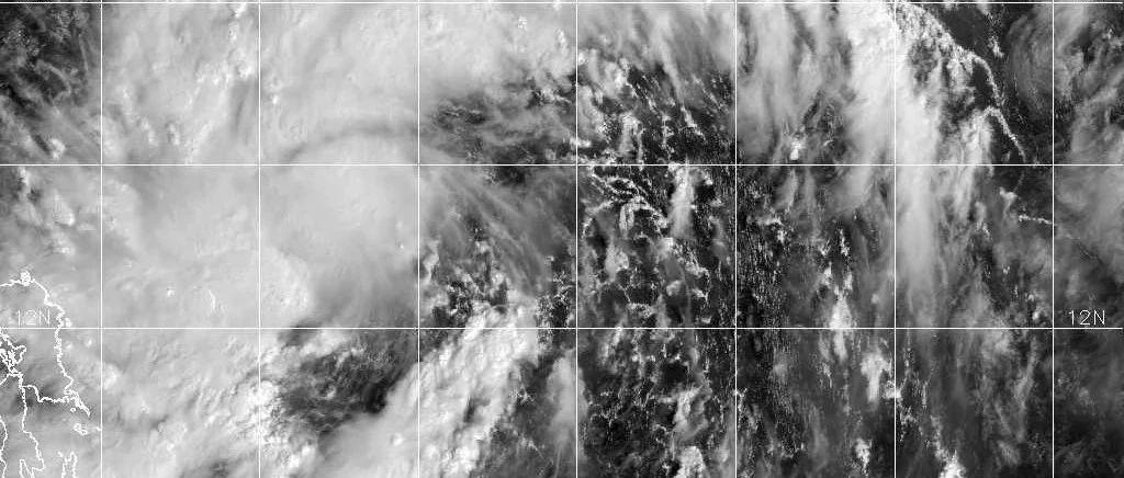 台风+冷空气在路上!海口将有强风雨天气……
