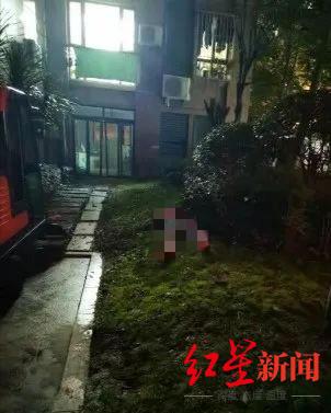 四川自贡一女孩高楼坠亡 警方介入调查