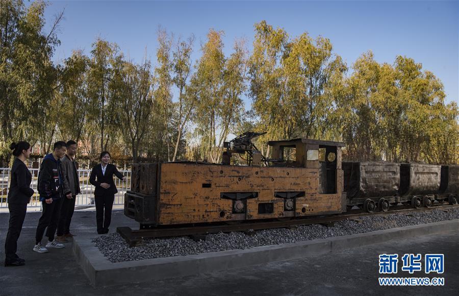 陕西榆林:立足工业遗存 打造文化创意园区