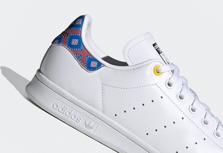 鸳鸯后跟设计!全新配色 adidas Stan Smith 即将登场!