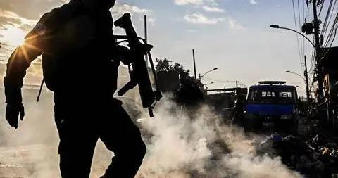 巴西里约超过50%人口生活在武装分子控制区域