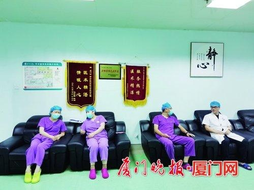 """厦门市第三医院""""医生休息室""""投用!为全院医务人员提供24小时全天候暖心服务"""