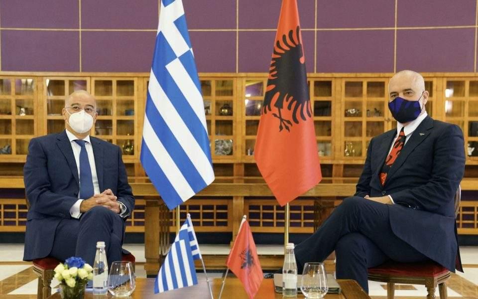 为结束战争状态,希腊和阿尔巴尼亚就海域划定诉求国际法院