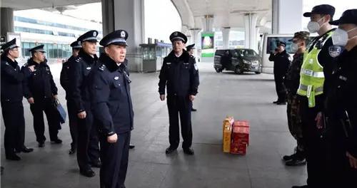曾因抗疫有功火线提拔,常和平拟任江苏省公安厅党委副书记