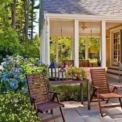 庭院设计   做减法,简约也能很美!