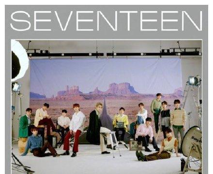 SEVENTEEN回归成绩优秀!横扫音源榜,认证强大潜力
