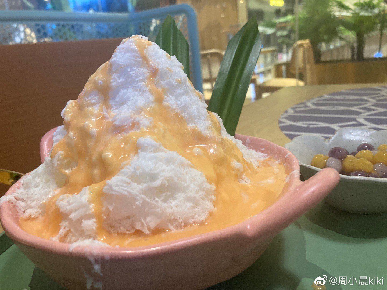 ¹⁰/₂₁ Wᴇᴅɴᴇsᴅᴀʏ 又解锁了新甜品-咸蛋黄冰沙